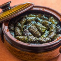 Cook&Eat: Stuffed Grape Leaves